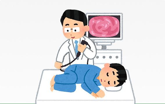大腸内視鏡検査当院について